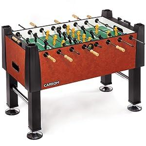 Carrom 530.00 Signature Foosball Tables review