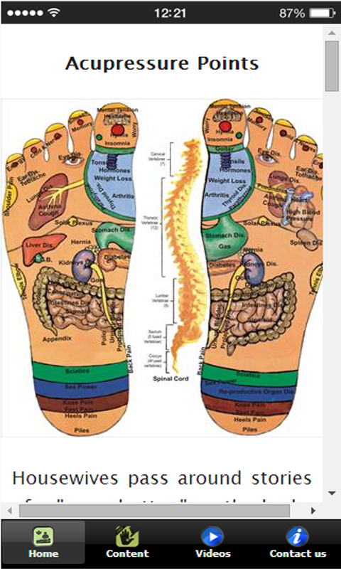 Amazon.com: Acupressure Points - Chinese Self Healing ...