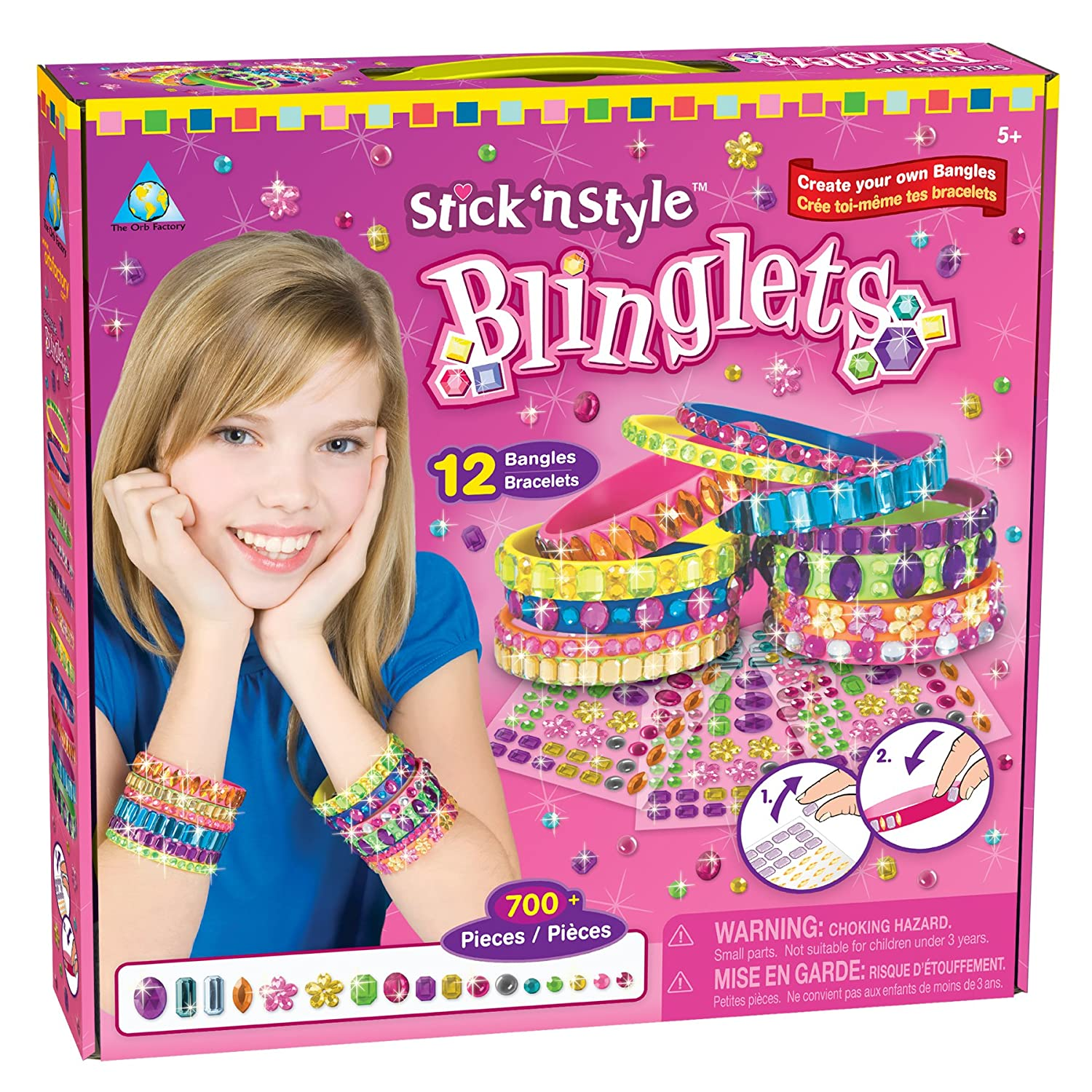 Bracelet making kit for 5 year old Just another WordPress site