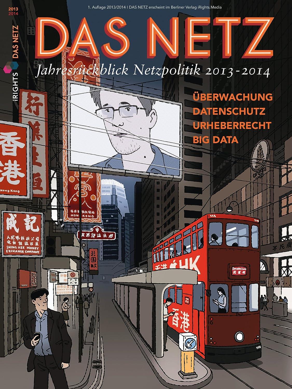 #netzpolitik - cover
