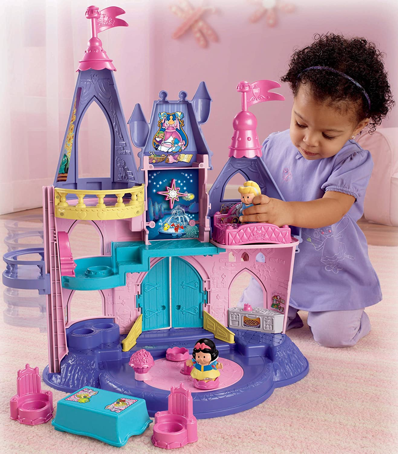 Princess toys for 2 year old girls