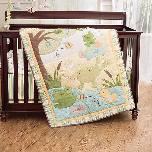 Amazon Neutral Crib Bedding