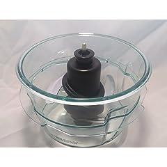 Ninja Kitchen Systems Meal Prep Kit | Mini Bowl & Blade for BL770 BL771 BL772 Blender Models