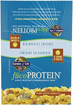 Garden of Life fucoProtein Peanut Butter Crunch 55g (12-pack)
