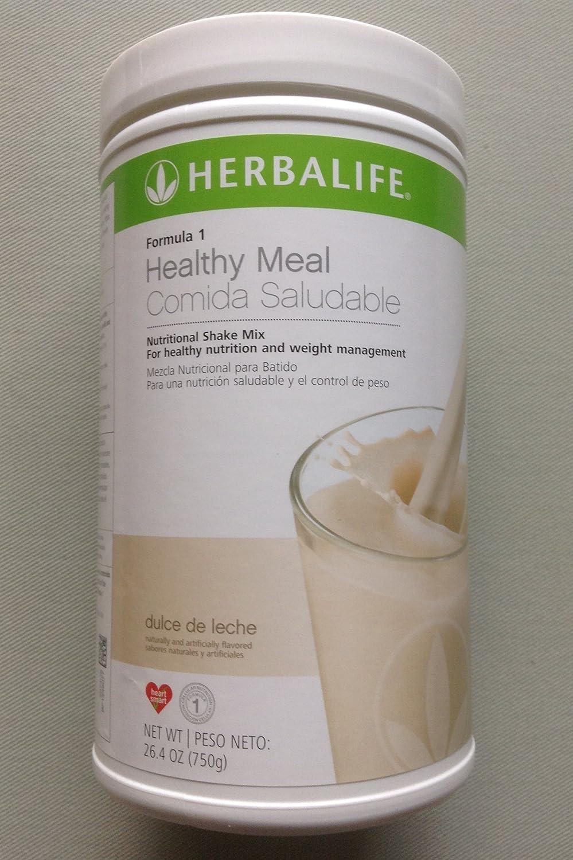 Herbalife Formula 1 Nutritional Shake Mix - (Dulche Leche), 26.4 oz (750g)