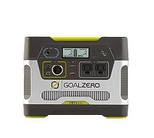 goalzero yeti 400 solar generator s