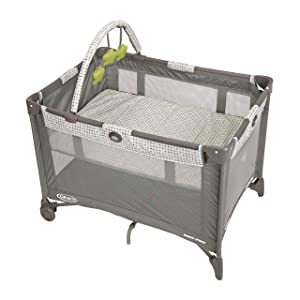 Graco Pack N Play Playard with Automatic Folding Feet, Pasadena