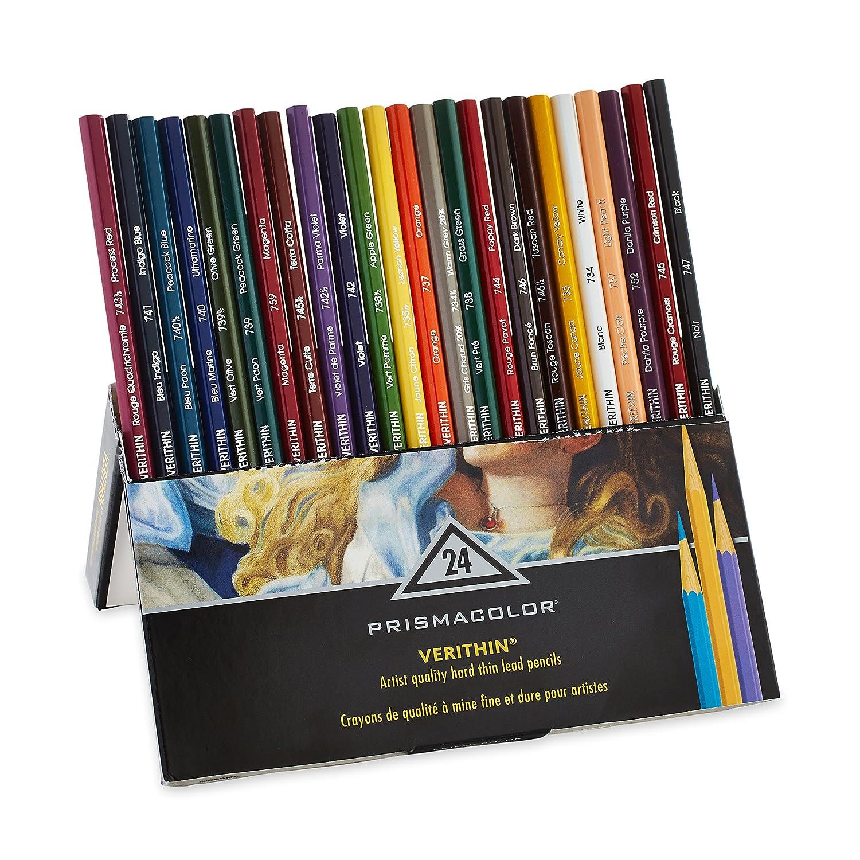 Prismacolor Verithin Colored P...
