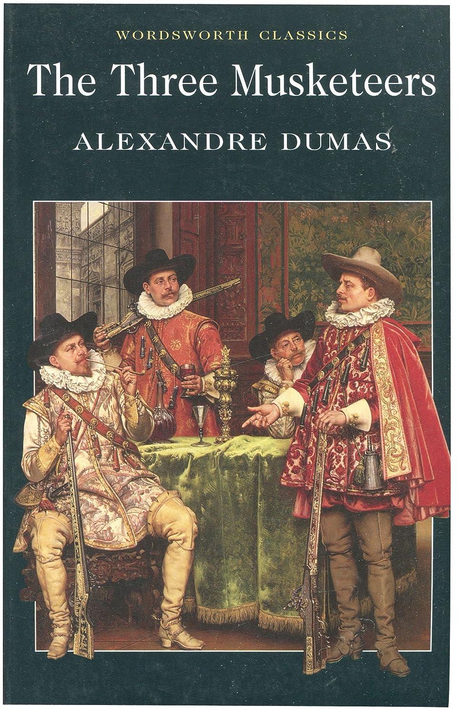 The Three Musketeers short summary & analysis