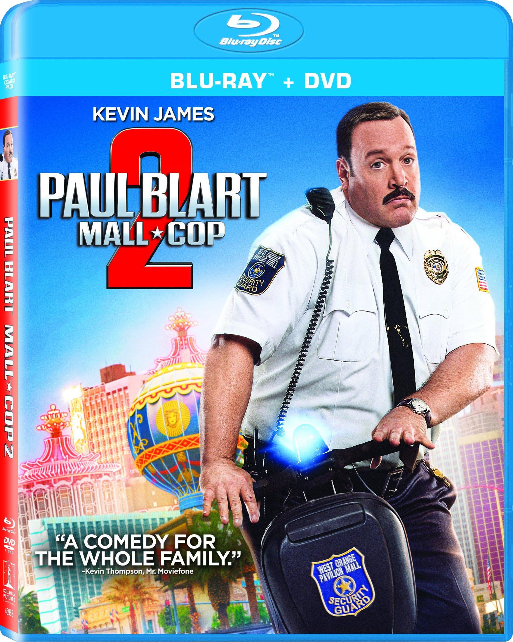 Paul Blart: Mall Cop 2 (Blu-ray + DVD + UltraViolet) | eBay