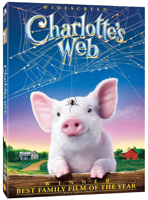 Amazon: Charlotte`s Web $3.99.