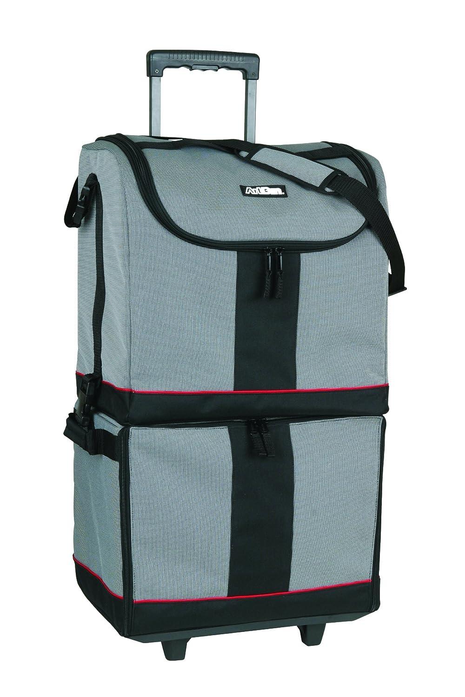 artbin art supply bag w wheels storage organizer cart carrying shoulder strap ebay. Black Bedroom Furniture Sets. Home Design Ideas