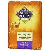 Nature's Recipe Lamb Meal & Rice Adult Dog Food, 4.5 lbs.