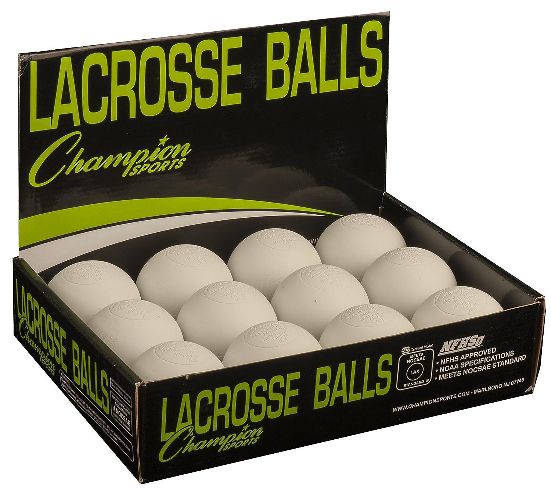 12 Pack - Lacrosse Balls
