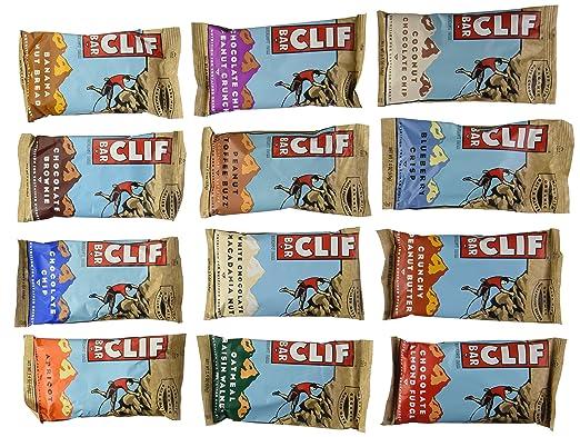 Clif Bar 12 Bar Variety Pack