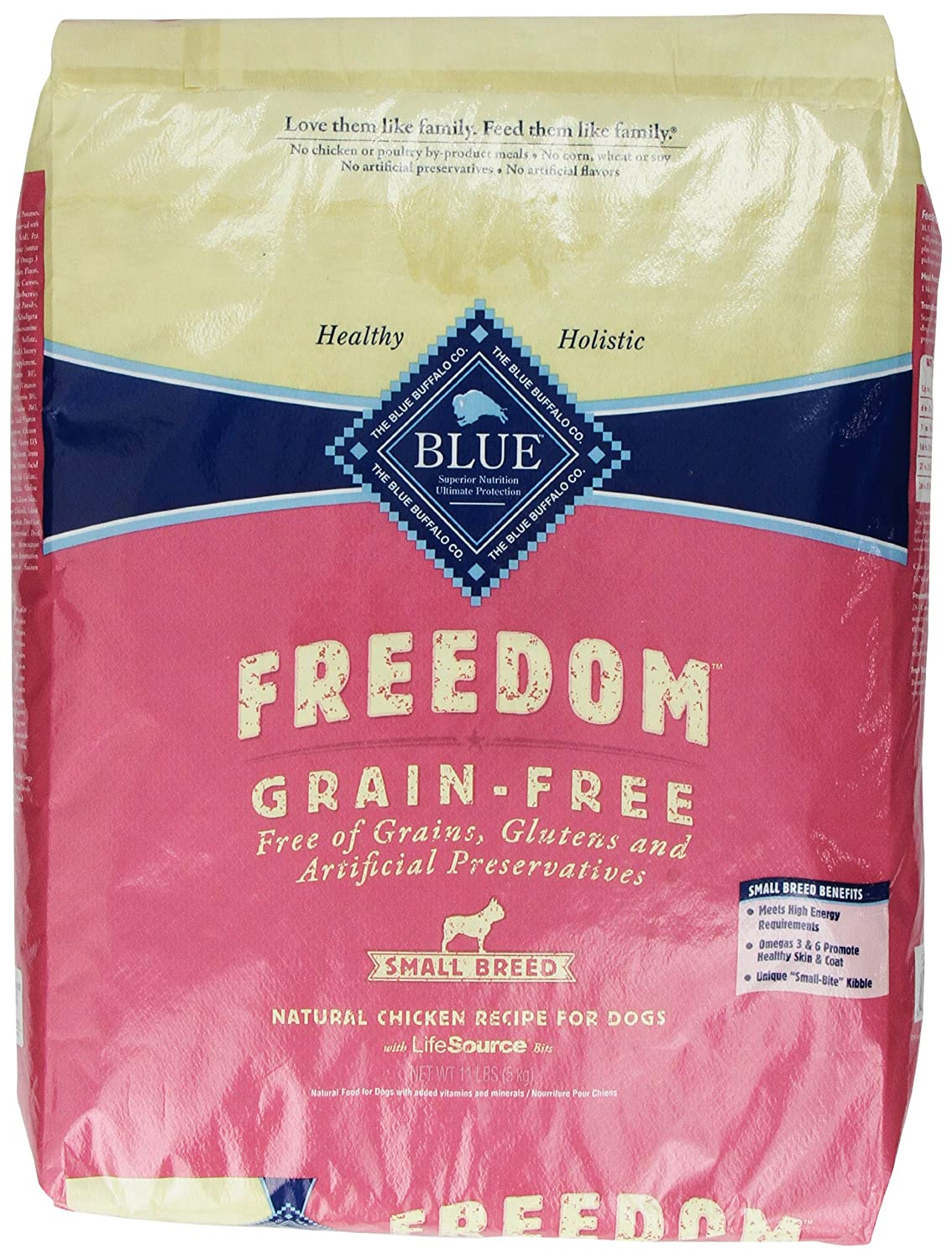 Best dog food for maltese dogs 5 awesome choices for optimal blue buffalo small breed chicken rice dog food maltese nutrition nvjuhfo Images