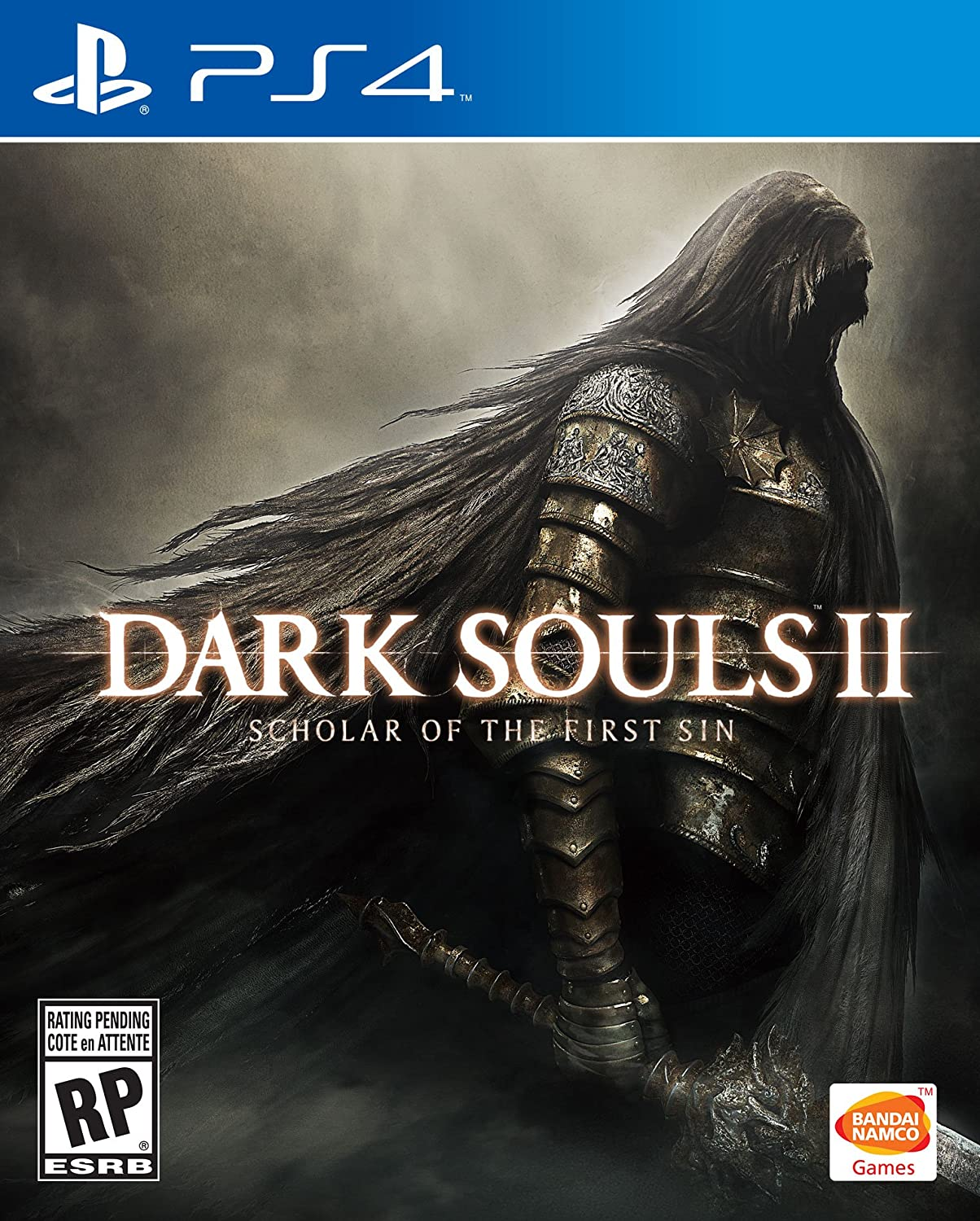 Dark Souls Remastered >> Dark Souls 2: Scholar of the First Sin box arts updated ...
