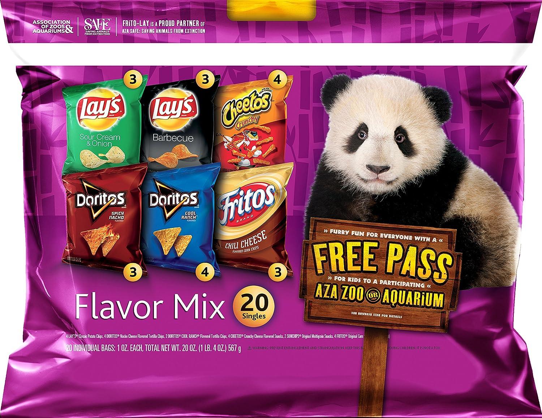 Frito-Lay Chips Classic mix Mu...