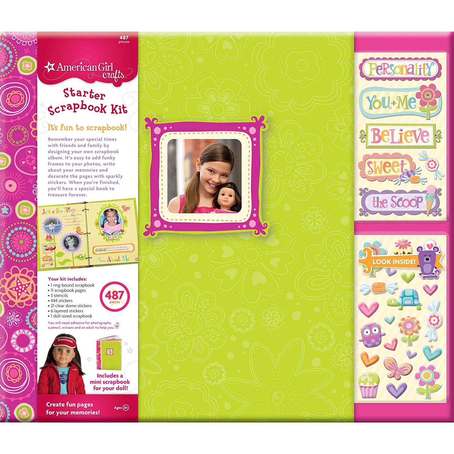 Amazon: American Girl Crafts S...