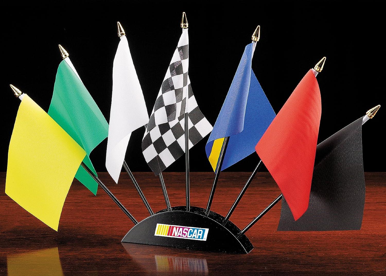 NASCAR 7 Piece Flag Set