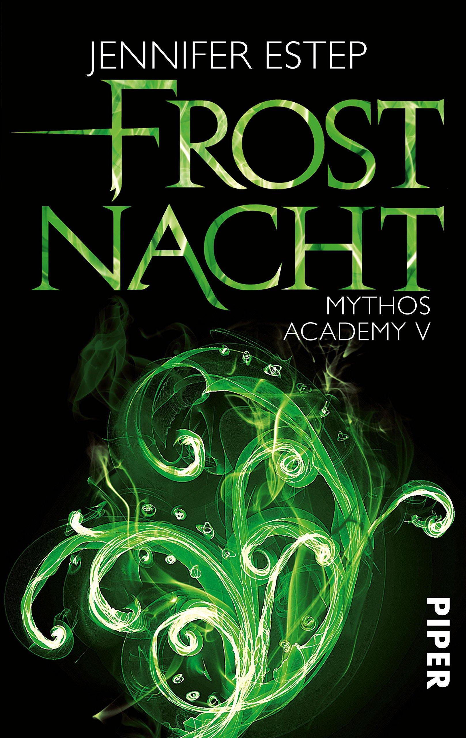 Frostnacht - Mythos Academy 5