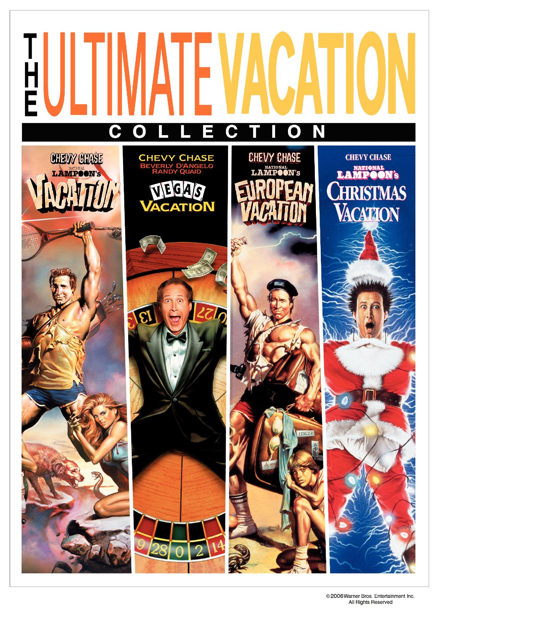 dvd - National Lampoons Christmas Vacation Dvd