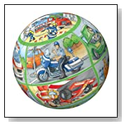 People At Work 40 Piece Childrens Puzzle Ball