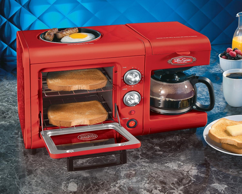 Gadgets Grasaffinity: Kit preparador de desayunos nostalgia