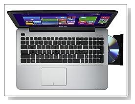 ASUS F555LA-AH51 15.6 inch Intel i5 Laptop, Black Review