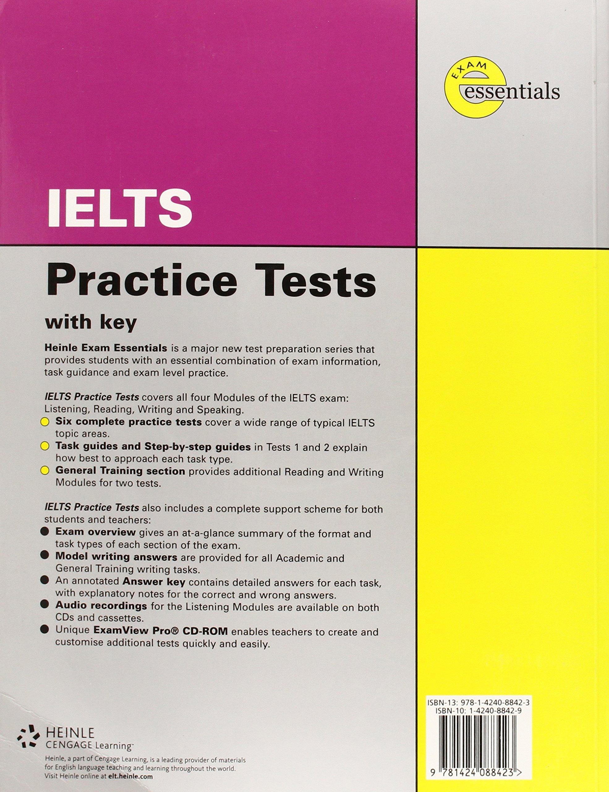 Ielts Test Papers Pdf
