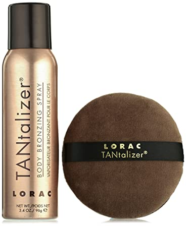 Lorac Tantalizer Body Bronzing Spray