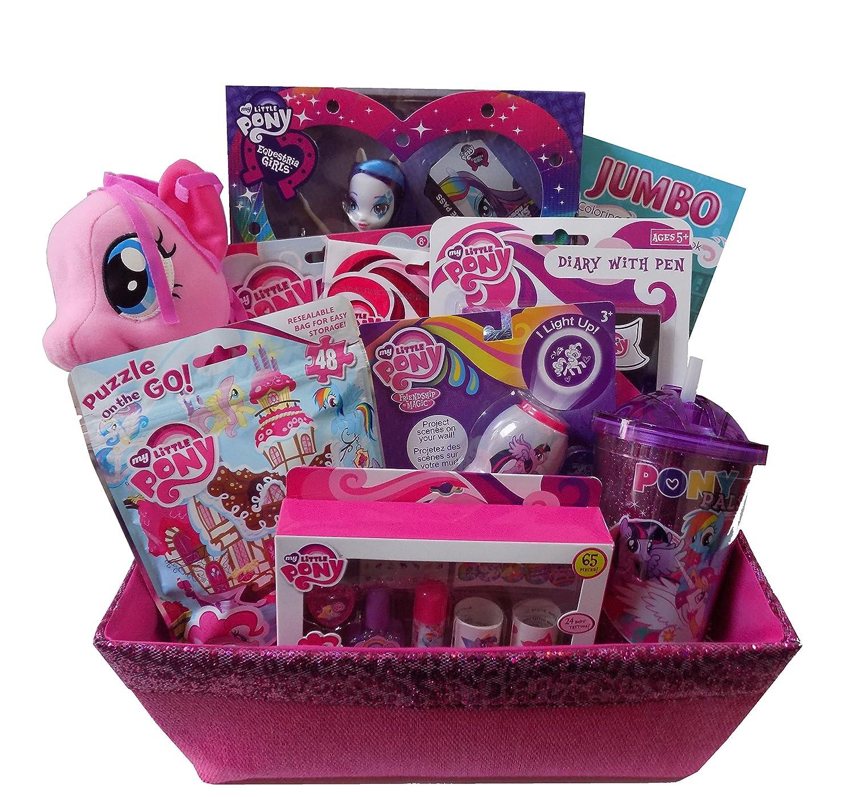 My Little Pony Birthday Gift Baskets