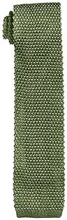 J. Press Silk Knit Tie TROVGM0312: Green
