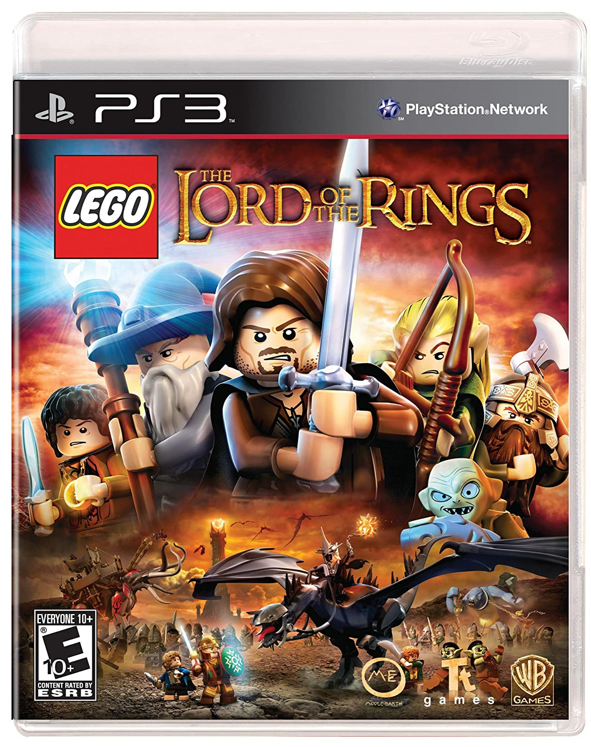 Amazon: Lego Lord of the Rings...