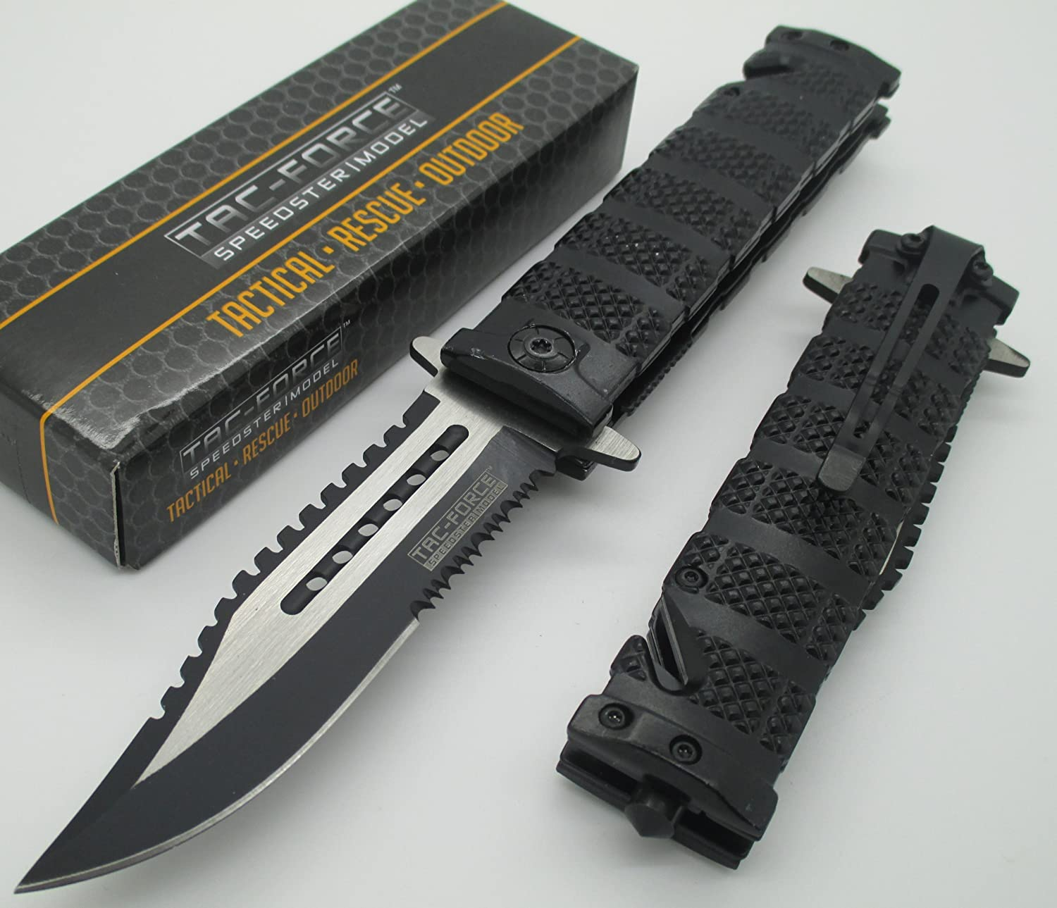 Tac-force Assisted Opening Saw...