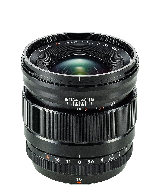 Grandangolo Fujifilm XF 16mm f/1.4 R WR