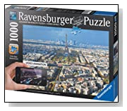 Paris 1000-Pieces AR Puzzle