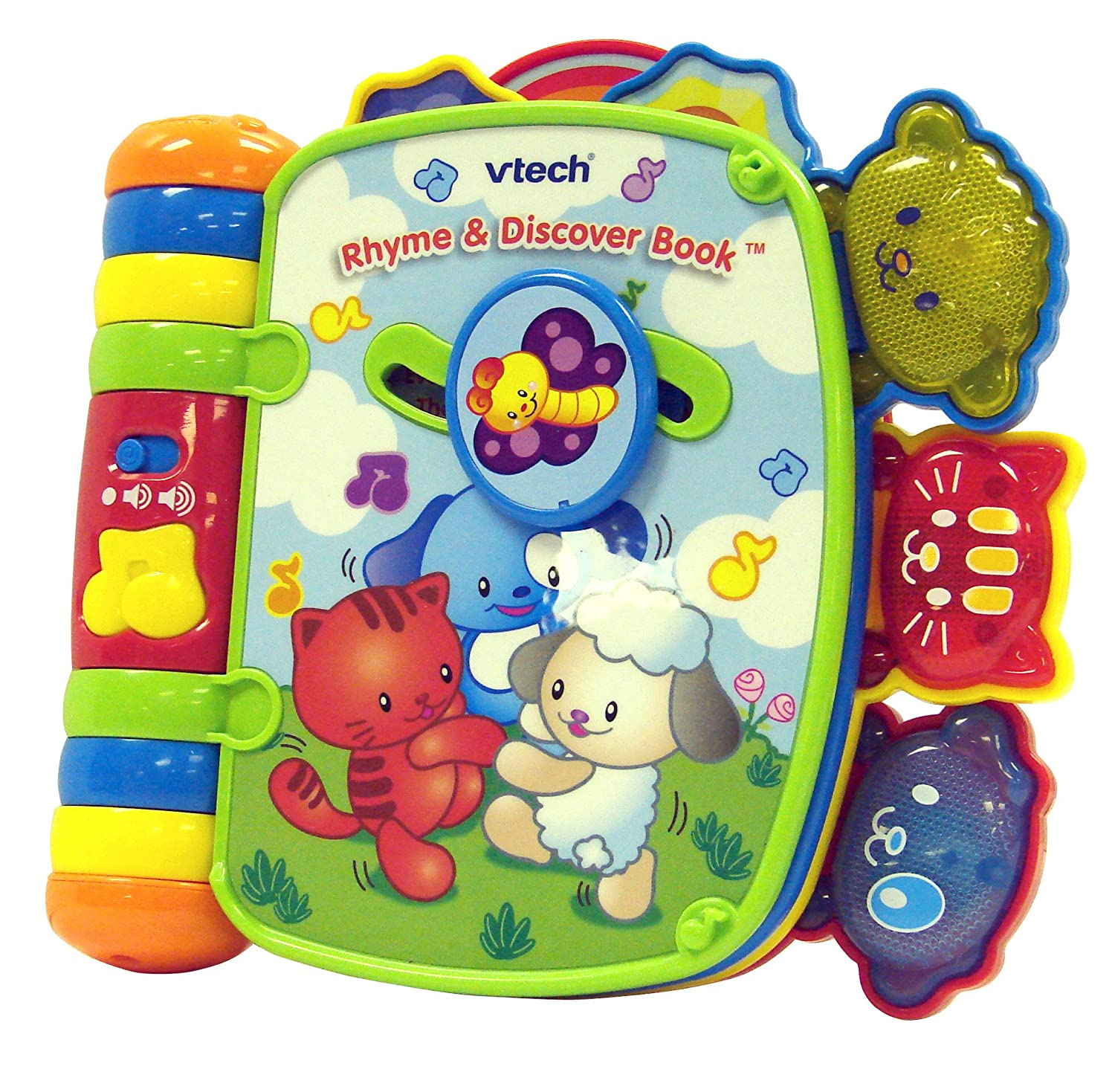 Age-appropriate toy for a 6-month old baby
