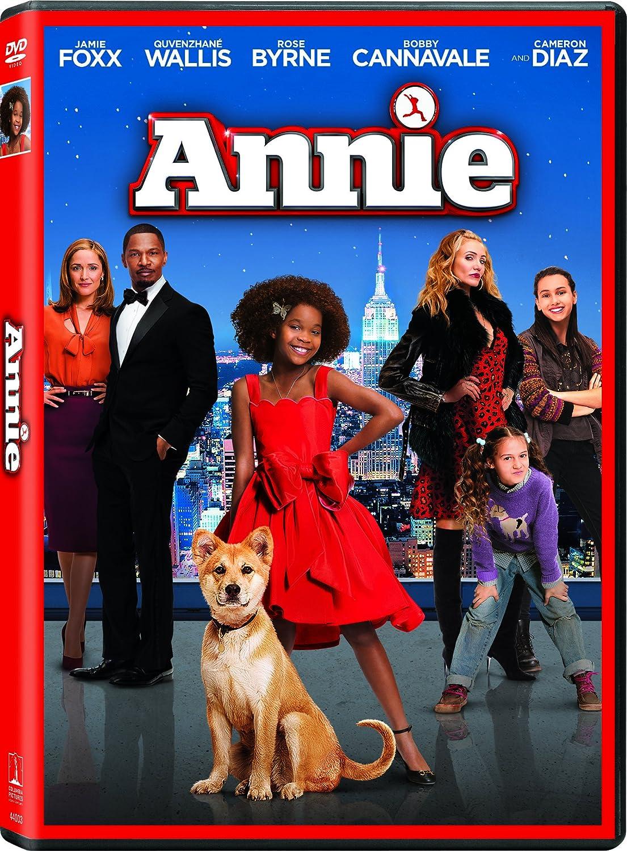 Annie [DVD + UltraViolet Digital Copy]