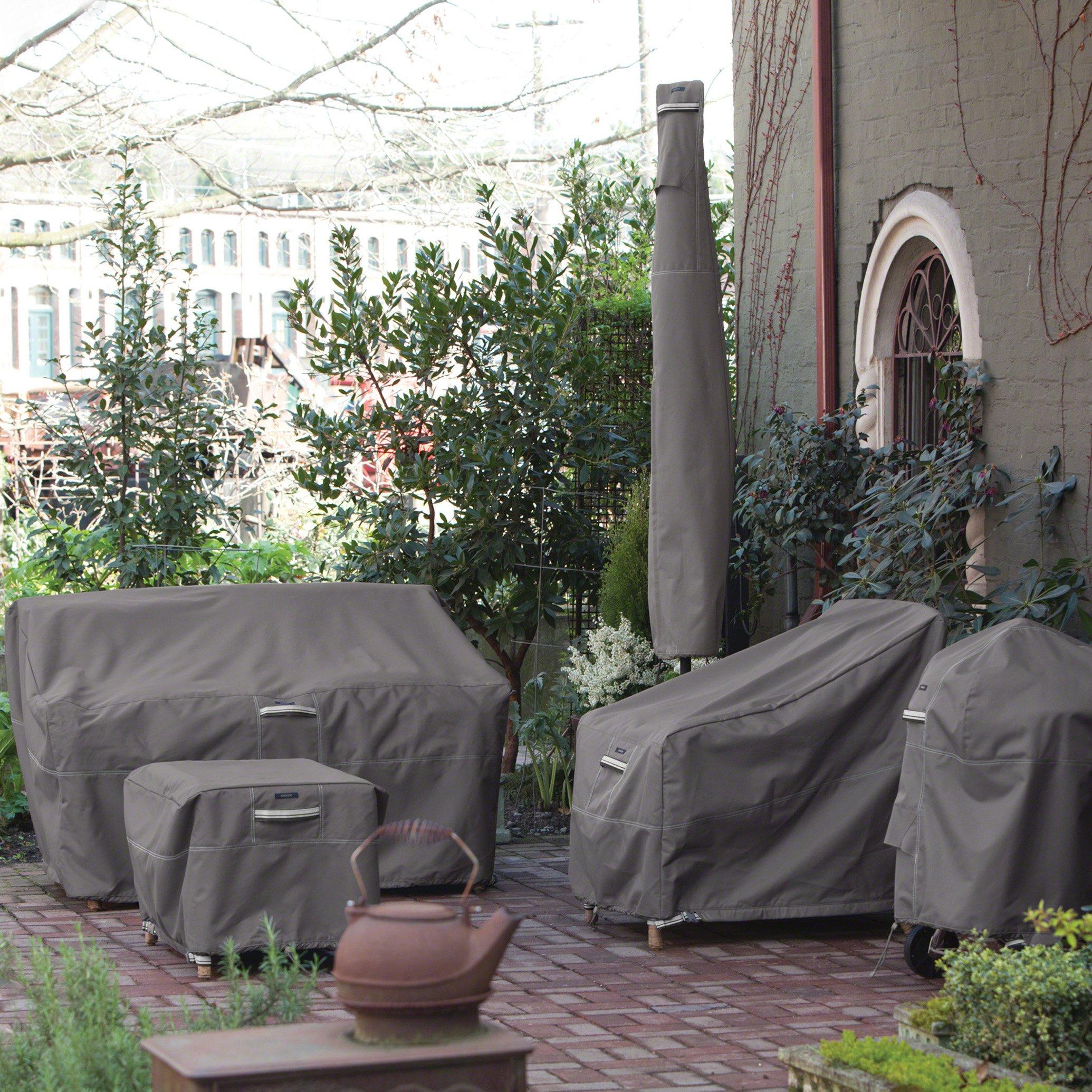 Classic Accessories Ravenna Patio Chair Cover Premium Outdoor