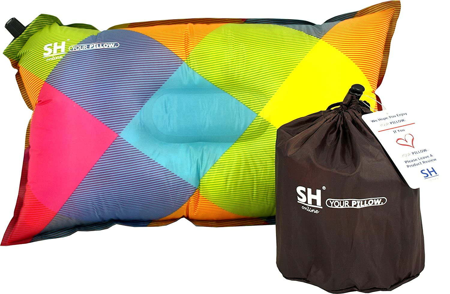 pillows for hiking