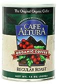 Cafe Altura Ground Organic Coffee, Regular Roast