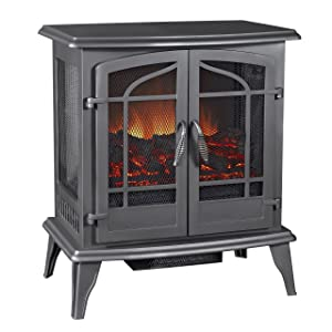 Pleasant Hearth Legacy Panoramic Electric Stove width=