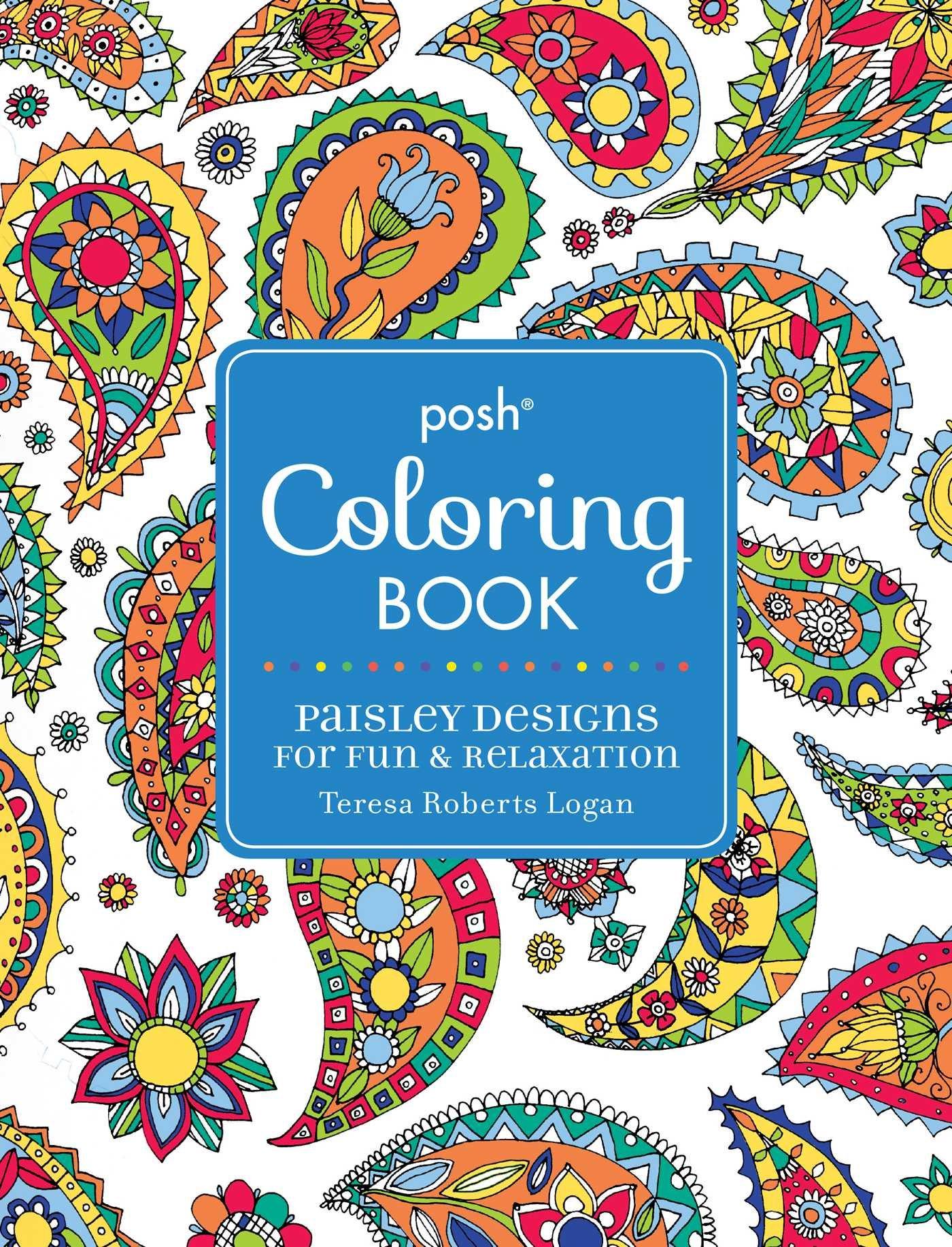 ComicsDC: Teresa Logan's coloring book available for pre-order