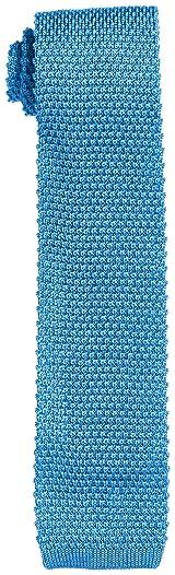 J. Press Silk Knit Tie TROVGM0312: Saxe