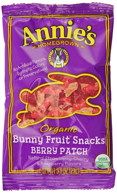 Annie's Organic Fruit Snacks...