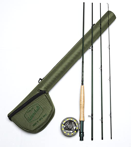 Adamsbuilt HO2 Fly Rod Combination Package
