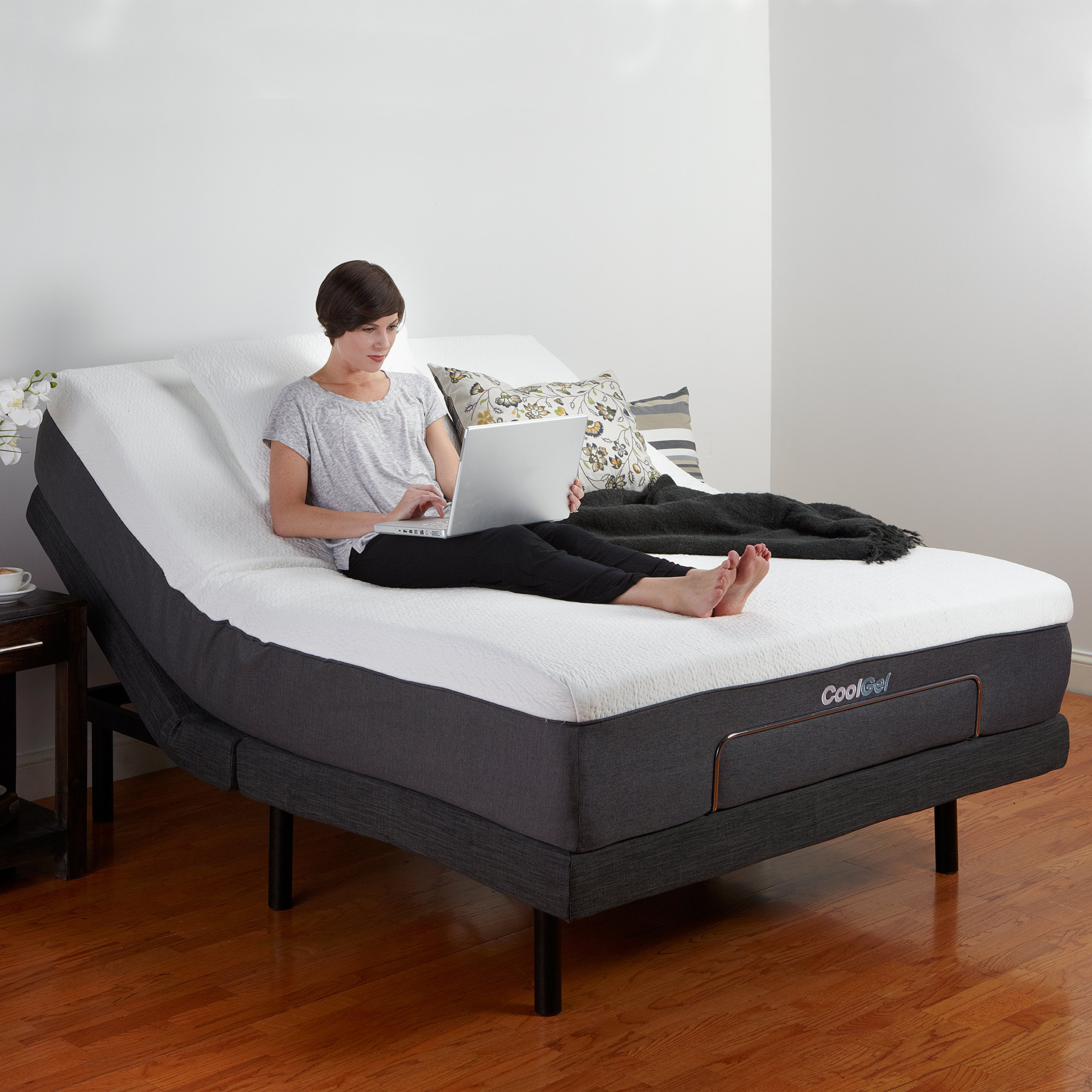 Classic Brands Adjustable Comfort Adjustable Bed Base