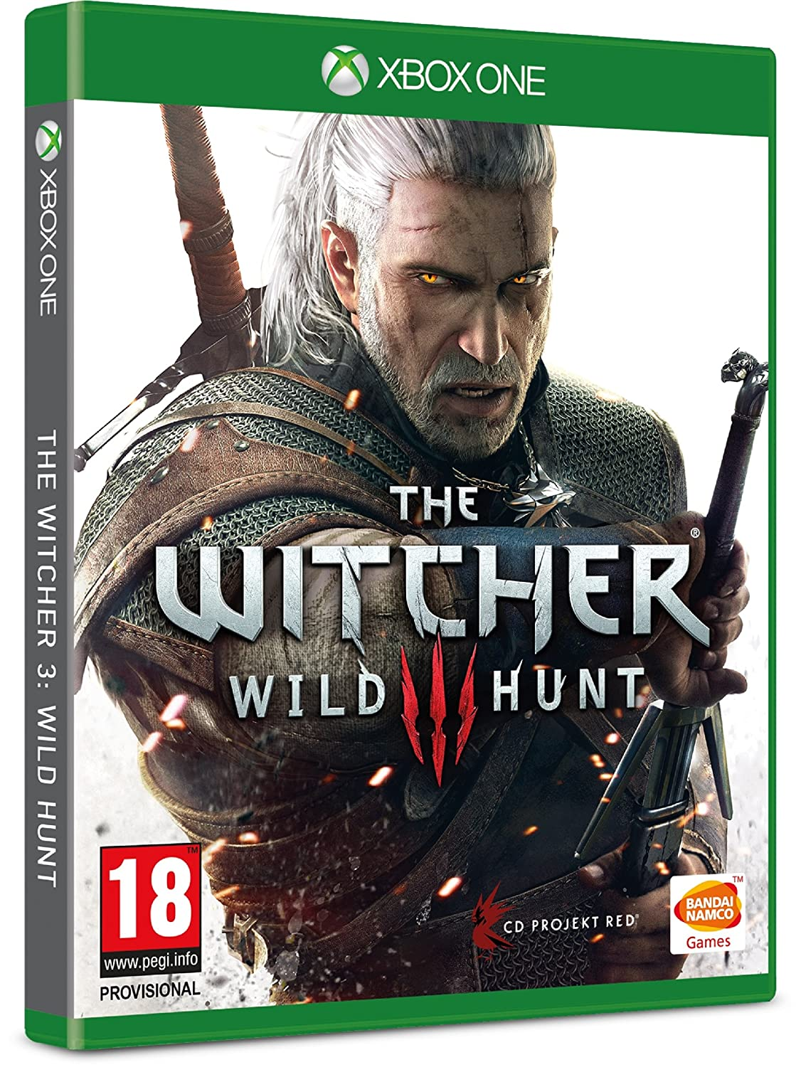91uoQmrS-6L._SL1500_ Un patch Day One pour The Witcher 3
