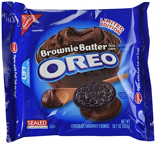 Brownie Batter Oreos